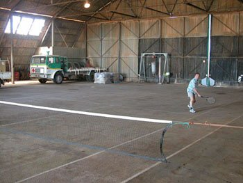 Hangar Tennis Under Lights 1
