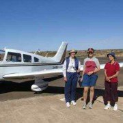 2006 Women Pilots Association visit (3)