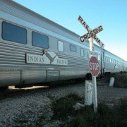 Indian Pacific Passes Forrest 4 times a week (2)