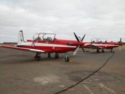 RAAF PC 9's
