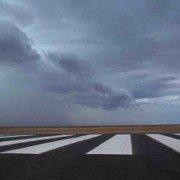 Runway Storm